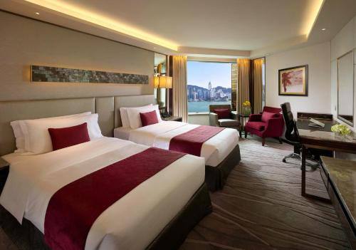 InterContinental Grand Stanford Hong Kong photo 6