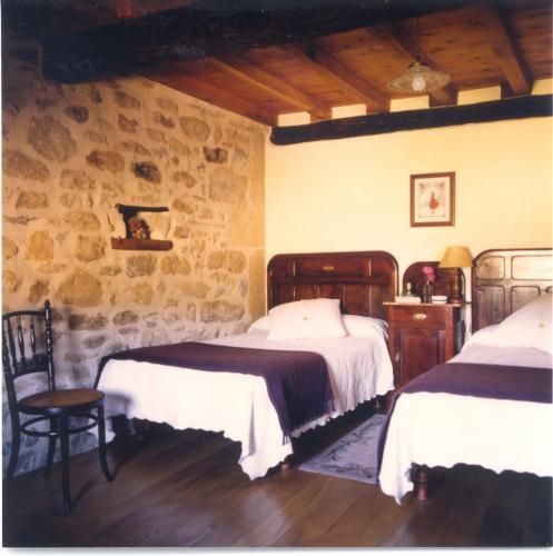 Habitación Doble - 2 camas Posada El Prado Mayor 3