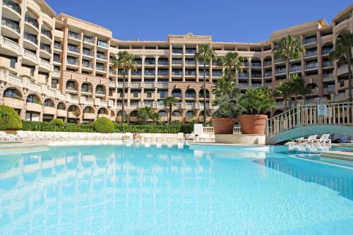 Résidence La Palme d'Azur Cannes Verrerie - Hôtel - Cannes