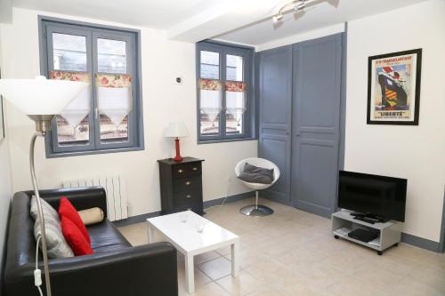 . Appartement du Port de Honfleur