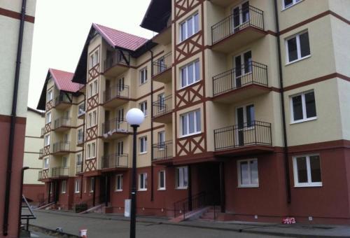 . Apartments on Primorskaya