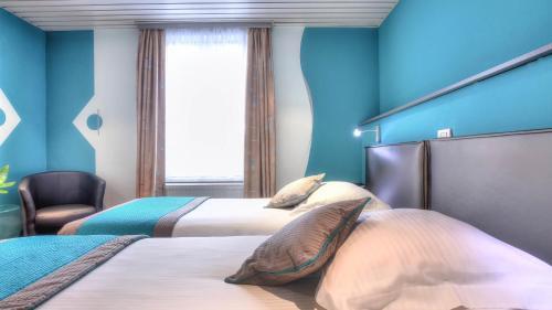 Hotel Le Terminus room photos