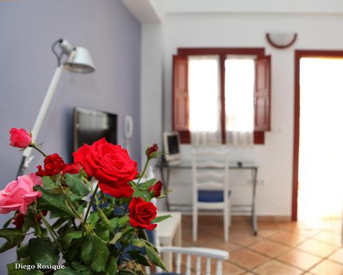 Apartment mit 3 Schlafzimmern Hotel Rural El Molino de Felipe 4