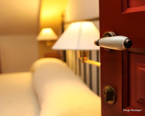 Doppel- oder Zweibettzimmer Hotel Rural El Molino de Felipe 4