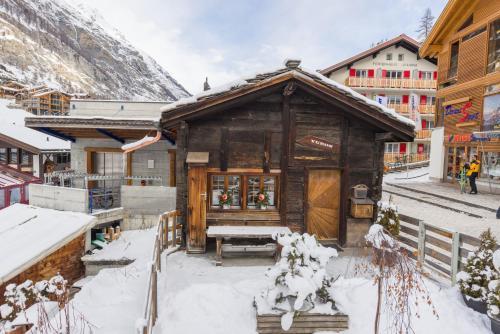 Yukon - Chalet - Zermatt