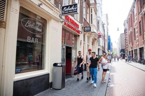 Warmoesstraat 129, 1012 JA Amsterdam, Netherlands.