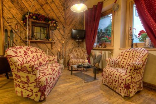 B&B Residence Checrouit - Accommodation - Courmayeur