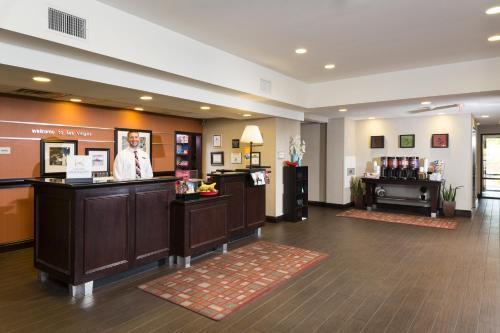 Hampton Inn & Suites Las Vegas South in Las Vegas