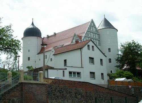 Kasteel-overnachting met je hond in Schloss Hotel Wurzen - Wurzen