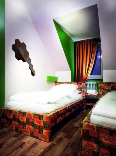Hotel Frankfurt Hostel