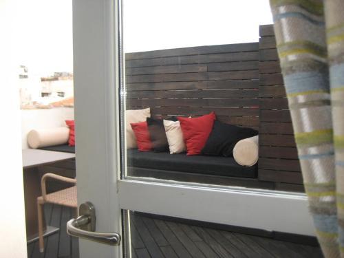 Deluxe Doppelzimmer mit Terrasse Villa Oniria 7