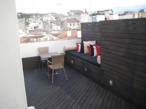Deluxe Doppelzimmer mit Terrasse Villa Oniria 8
