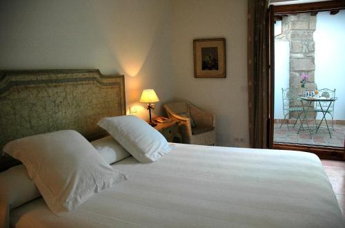 Habitación Doble Boutique - 1 o 2 camas Hotel Puerta de la Luna 9