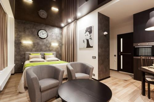 HotelRaugyklos apartamentai