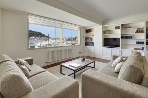 Playa de La Concha 3 Apartment by FeelFree Rentals Aðalmynd
