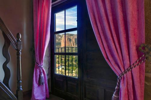Vierbettzimmer mit Bergblick Hotel Real Posada De Liena 34