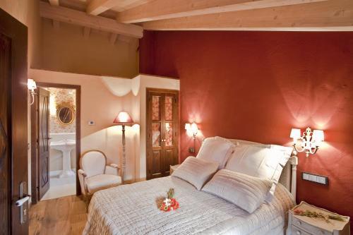 Standard Doppelzimmer Hotel Real Posada De Liena 13