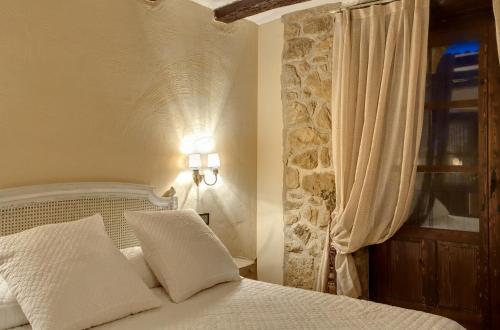Habitación Doble Estándar Hotel Real Posada De Liena 10