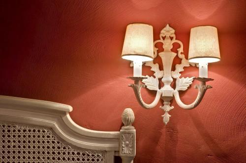 Standard Doppelzimmer Hotel Real Posada De Liena 12
