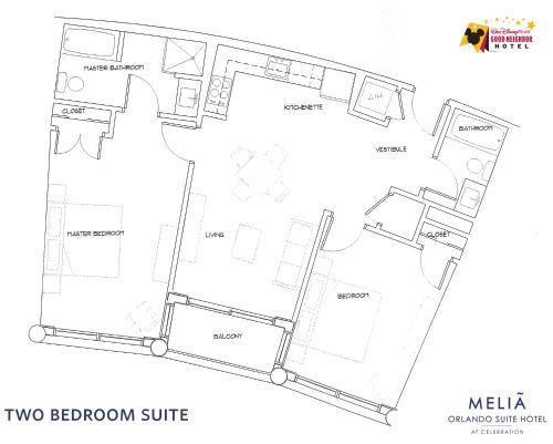 Melia Orlando Suite Hotel - Kissimmee, FL 34747