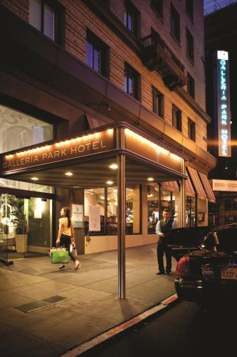 Galleria Park Hotel - San Francisco, CA 94104