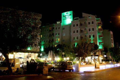 Marmaris Aegean Park Hotel yol tarifi