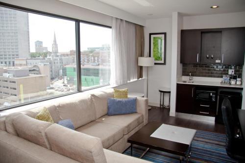 The Hollis Halifax - A Doubletree Suites By Hilton - Halifax, NS B3J 1V8