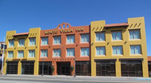 Monte Villa Inn - Monte Vista, CO 81144