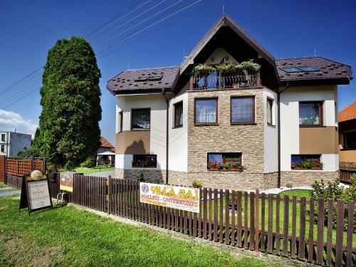 Accommodation in Trenčín Region