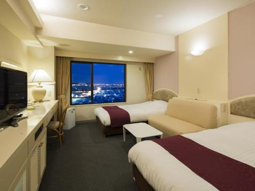 旭川公園酒店 Asahikawa Park Hotel