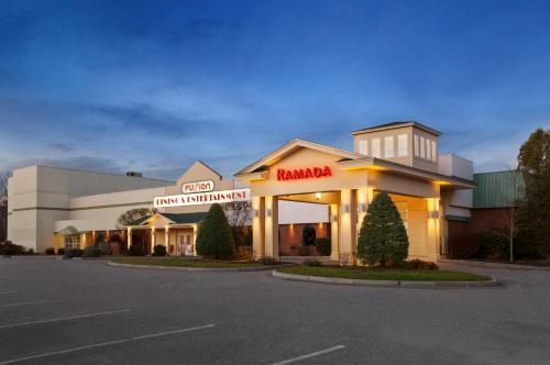 Ramada Hotel & Conference Center By Wyndham Lewiston - Lewiston, ME 04240