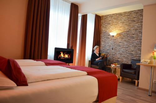 enjoy hotel Berlin City Messe photo 2