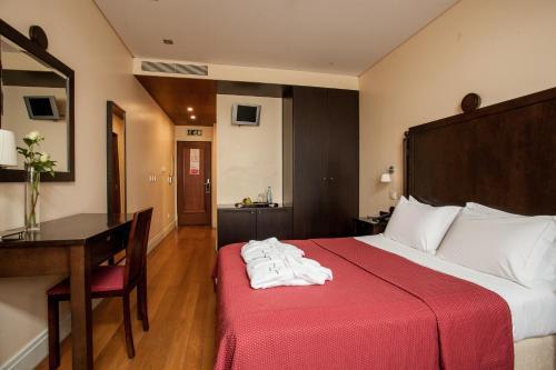 Hotel Bracara Augusta room photos
