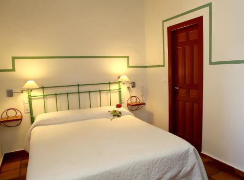 Doppel- oder Zweibettzimmer Hotel Rural El Molino de Felipe 2