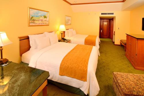 Fotografie prostor Tegucigalpa Marriott Hotel