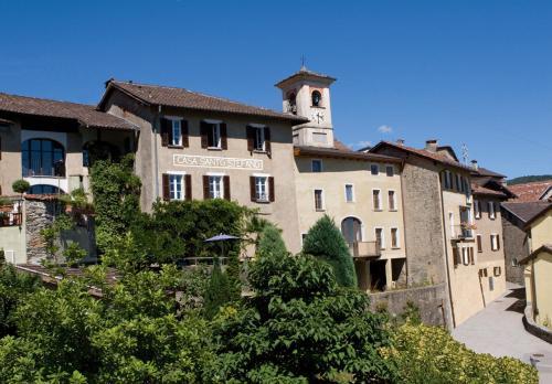 Accommodation in Miglieglia