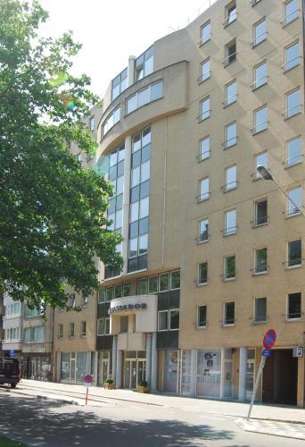 HotelAmbassador Suites Antwerp