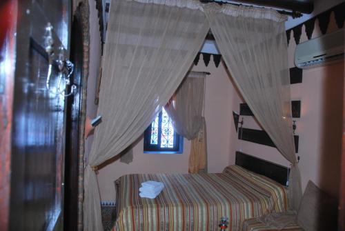 Dar Zman Стандартный двухместный номер с 1 кроватью