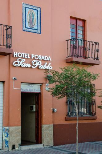 Hotel Hotel Posada San Pablo