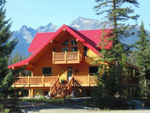 TimberWolf Mountain Lodge