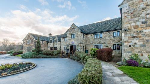 Mercure Barnsley Tankersley Manor Hotel