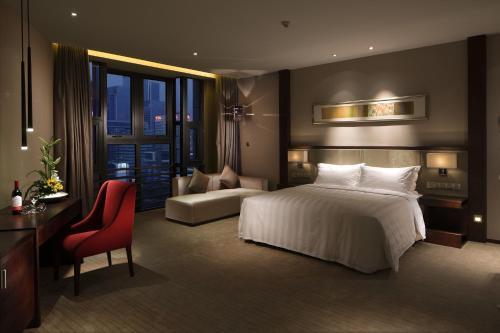 Lia Charlton Hotel Shenzhen værelse billeder