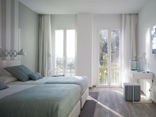 Habitación Doble Estándar - 1 o 2 camas - Uso individual Hotel Boutique Balandret 55