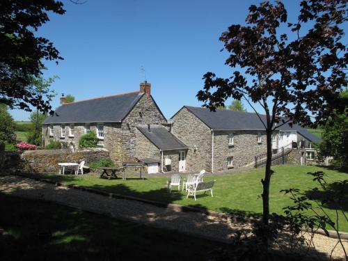 Rosewyn Farmhouse, Newquay, Cornwall