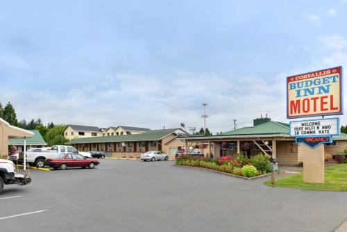 . Corvallis Budget Inn