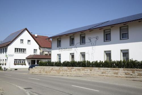 . Gasthaus Lamm Garni