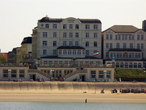 . Nordsee Hotel Borkum