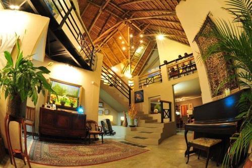 . Utopia in Africa Guest Villa