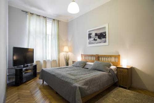 Hotel-overnachting met je hond in Apartment Dusni - Prague - Praag 1