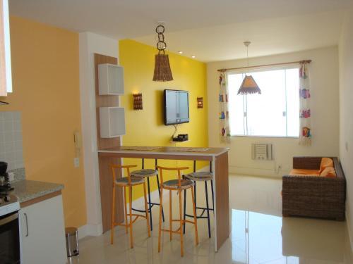 Hotel Apartamento Copacabana Av Atlântica de Frente para o Mar